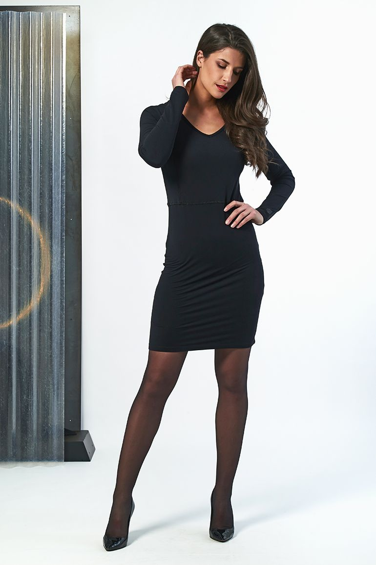 Robe manches longues SUZIE